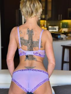 Lavender Lounging